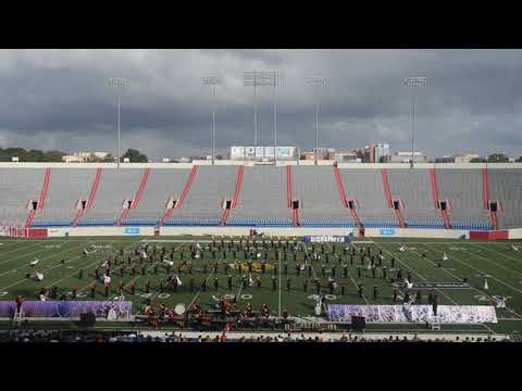 Cabot High School Marching Band 2017 | Championship At The Rock Prelims Run
