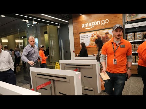 .傳亞馬遜計劃將 Amazon Go 無人收銀技術,引入機場和影院