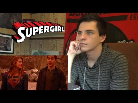 Supergirl - Season 2 Episode 9 (REACTION) 2x09