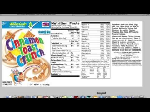 """General Mills Employee """"not sure"""" if she would give Lucky Charms to god-child"""