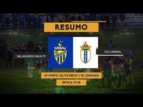 RESUMO - VALADARES GAIA 1-0 CANDAL - MINUTO90 TV