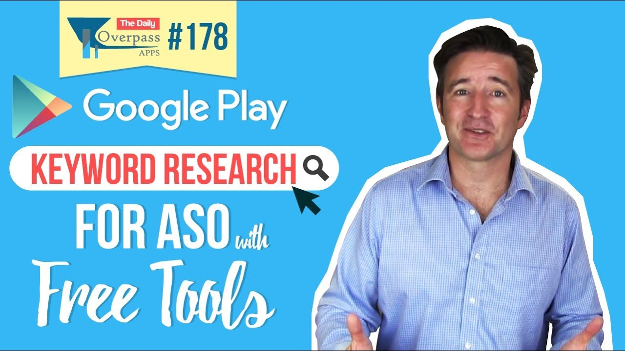 ???? Google Play Keyword Research for ASO with Free Tools