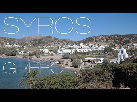 Greece, The Cyclades, Syros