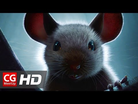 This CGI remake of 'Lord of the Rings' featuring a cast of mice is parody perfection