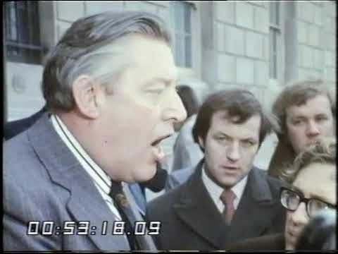 Reverend Ian Paisley | The price of Peace | This Week | 1974
