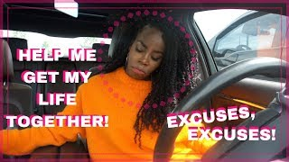 CAR TALK #1 | CHALLENGING MYSELF? #CHALLENGEACCEPTED | FIT DISTRICT