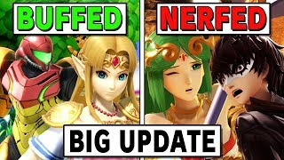Here's How NEW PATCH 7.0.0 CHANGED Smash Ultimate