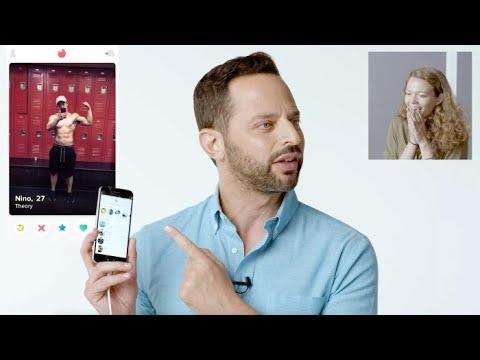 Nick Kroll Hijacks a Stranger's Tinder   Vanity Fair
