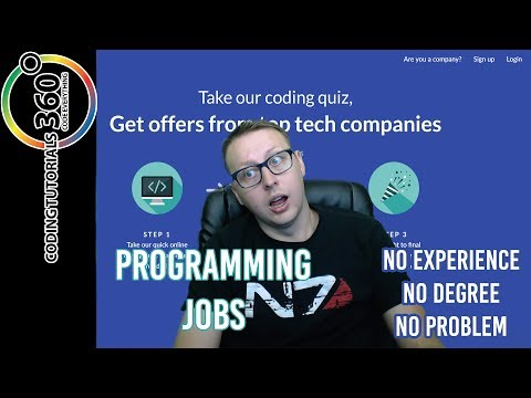 How to Get A Developer Job With No Experience and No Education | Ask A Dev | TripleByte Review