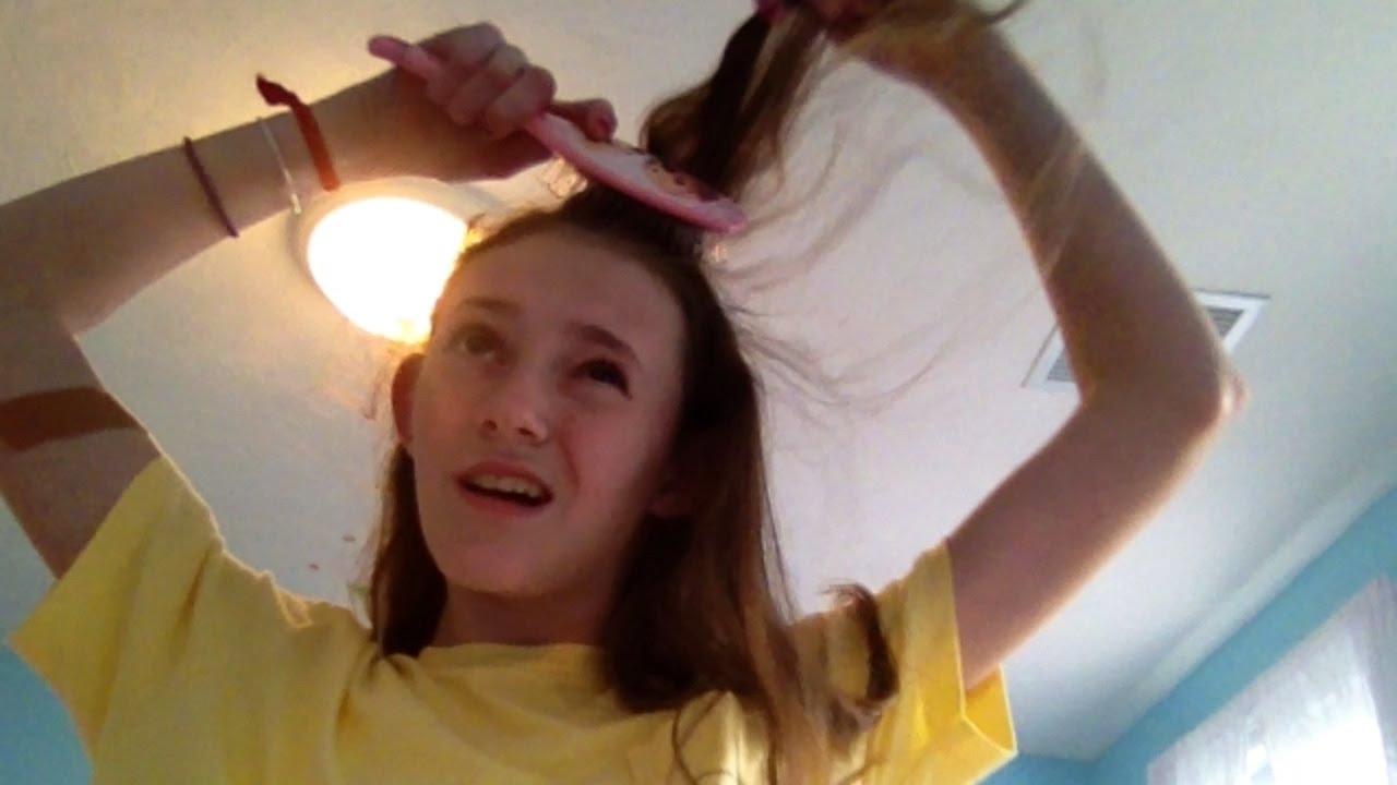 vlog 157 hair