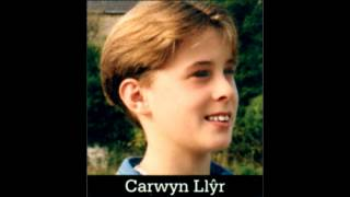 Caryn Llyr, Welsh boy treble, sings On Wings of Song