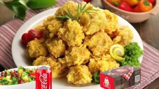 Корейская курочка 맛있는 치킨 Korean Chicken