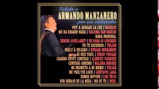 AHORA RESULTA       ARMANDO MANZANERO Y TANIA LIBERTAD