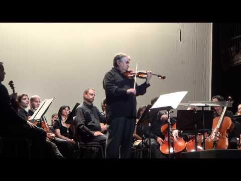 Maurice Hasson interpreta el Capricho Nro 13 de Nicolo Paganini