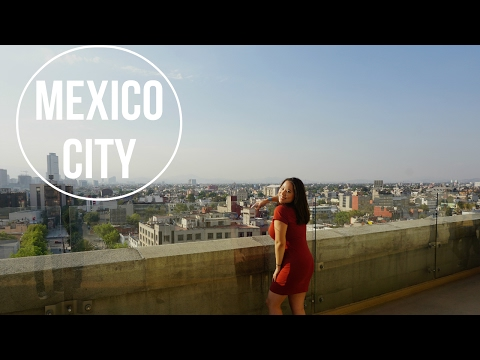 Solo Female Travel: Mexico City Madness!