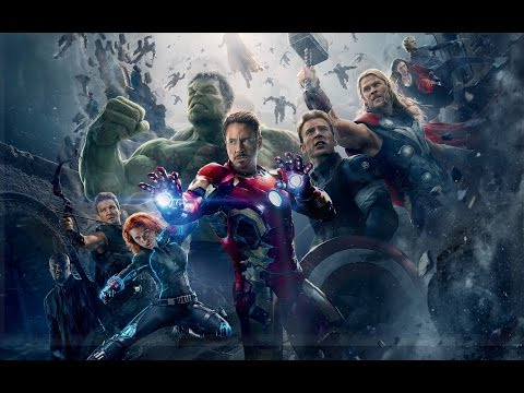Avengers Age of Ultron (2015) 1080p BluRay [Dual Audio] (Hindi-Eng.) By Ting Tong Movies
