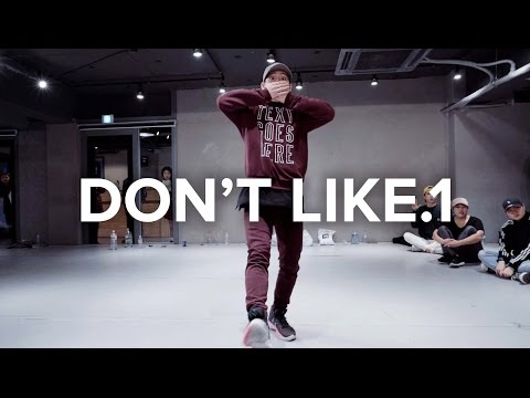 Don't Like.1 - Kanye West, Chief Keef, Pusha T, Big Sean, Jadakiss / Rikimaru Chikada Choreography