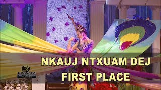 3 HMONG NEWS: Interview with Nkauj Ntxuam Dej, 1st place in dance competition Group B.