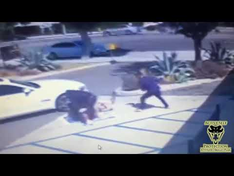 Bystanders Rescue Distracted Man | Active Self Protection