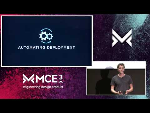 MCE^3 - Felix Krause - Continuous Delivery for Mobile Apps Using Fastlane