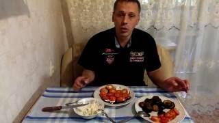 Как приготовить жареные баклажаны вкусный и простой рецепт
