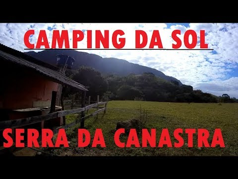 Camping da Sol - Serra Da Canastra- Rio São Francisco - Vamos Explorar o Rio -GoPro *FullHD*