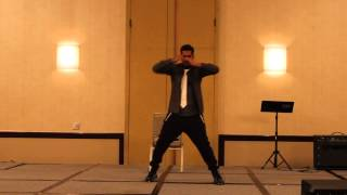 Solo dance performance ( Bollywood ) by Rupesh