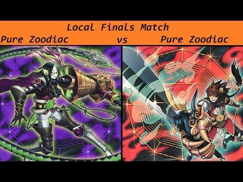 Locals Finals Match: Zoodiac vs Zoodiac