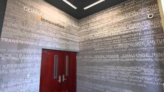 WVU Reed College of Media Innovation Lab tour