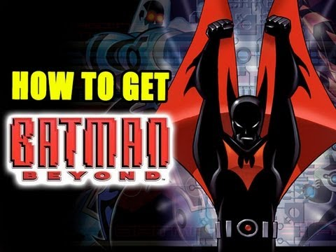 INJUSTICE: How To Get BATMAN BEYOND Costume - YouTube