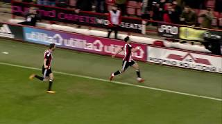Blades 3-0 Sunderland - match action