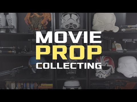 Movie Prop Collecting | Real Vs Replica