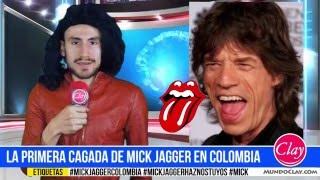 ATENCIÓN: La primera cagada de Mick Jagger en Colombia thumbnail
