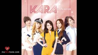 KARA (카라) -- Beautiful Night [KARA The Animation OST] [MP3+DL]