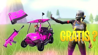 WIN CAMOUFLAGE/FREE SKIN AT FORTNITE!!
