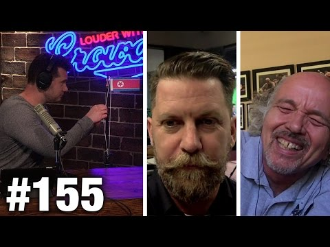 #155 EUROPE SUCKS! Gavin McInnes and Clint Howard | Louder With Crowder