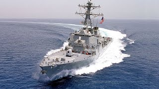 US Warships Send Message to Chinese Navy