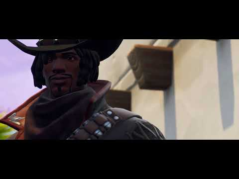 Fortnite Wild West Cinematic