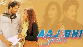 Aaj Bhi X Spectre (Remix) |Vishal Mishra |Dj Mavis X Dj Ankit X Dj Goldie |Amix Visuals