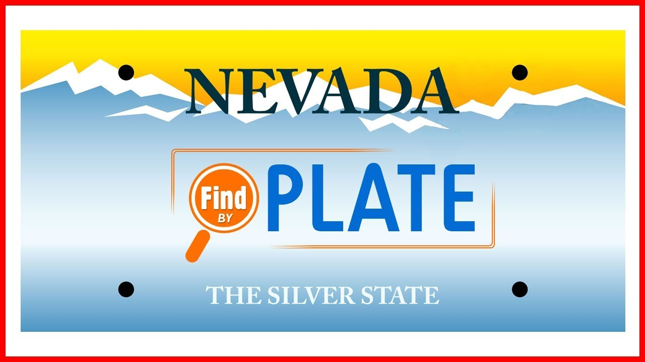How to Lookup Nevada License Plates and Report Bad Drivers
