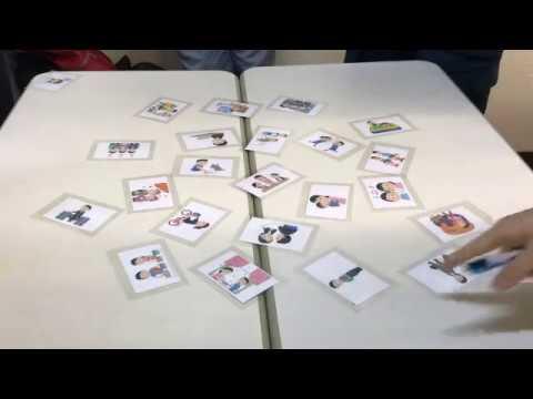 トキポナ使用実験 o kama jan pi toki pona! ゲーム