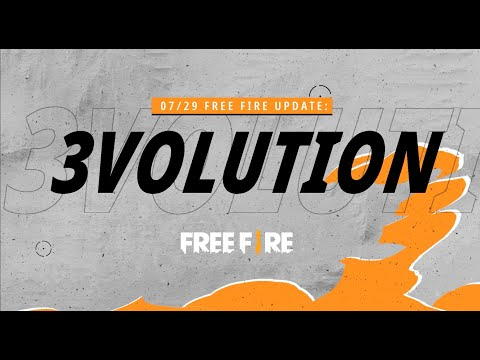 3volution | Free Fire Official Update