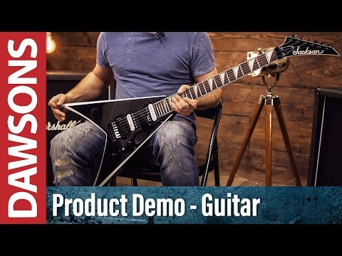 Jackson King V JS32 Electric Guitar Review