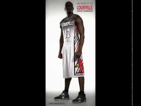 Louisville Cardinals Basketball Uniform Concepts By Charles Sollars #allin4march March Madness