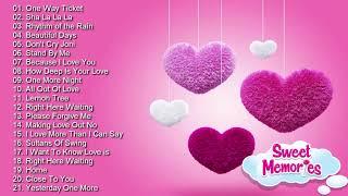 Sweet Memories Sentimental Love songs Collection Vol 100