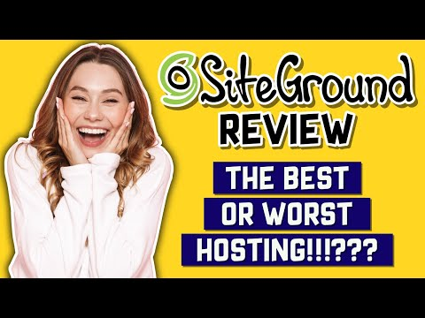 😍😍 Siteground Review [2020]: Why Do I Love This Hosting!???? 😍😍