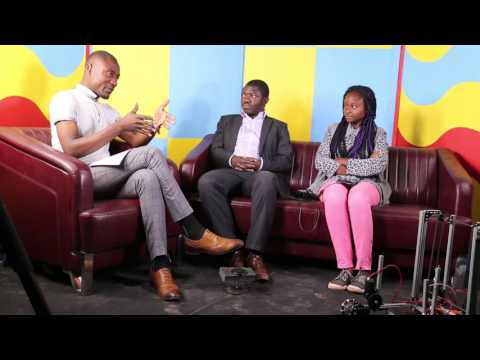 Team Zambia interview at Diamond TV