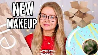 NEW IN MAKEUP HAUL WHILE I'M WEARING NO MAKEUP 😂| sophdoesnails
