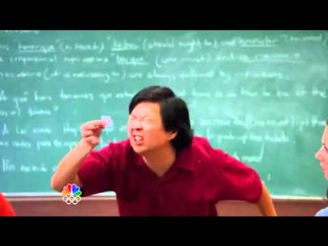 Senor Chang  Piece of paper  community