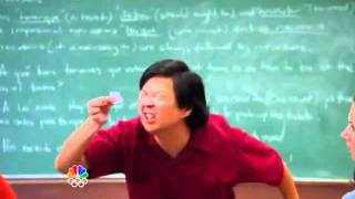 Repeat youtube video Senor Chang - Piece of paper - community